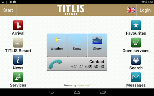 TITLIS Resort - screenshot