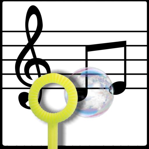 Bubble Pop Music Kids Game 解謎 App LOGO-APP開箱王