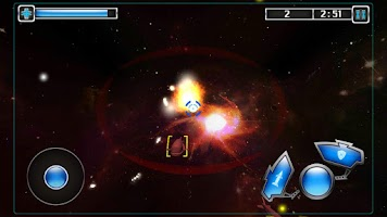 Screenshot of Cosmo Combat 3D