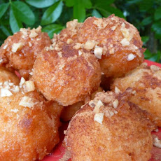 Loukoumathes: Honey Puffs