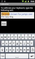 Screenshot of Slovak for Smart Keyboard