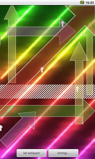 Arrows Live Wallpaper – FREE