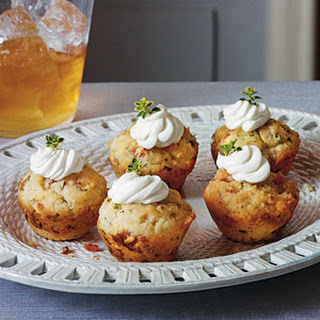 Fresh Herbs Cupcakes Recipes