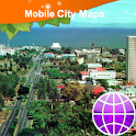 Managua Street Map icon