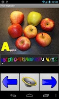 Screenshot of Fruit Alphabet