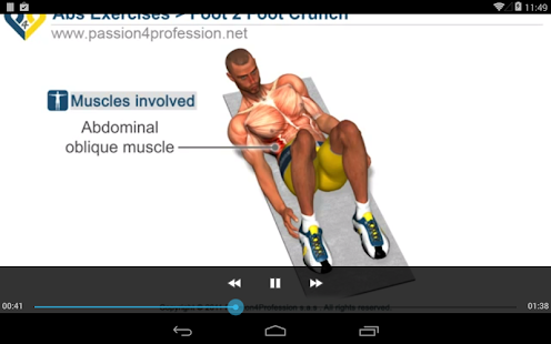 Free 8 Minutes Abs Workout APK for Windows 8