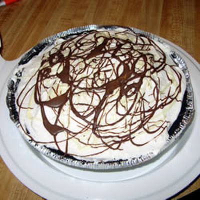 White Chocolate Cream Pie