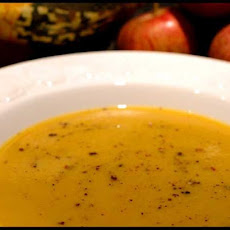 Squash and Apple Soup