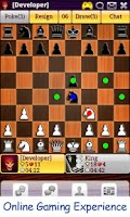 Screenshot of Chess Online
