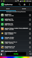 Screenshot of AppBackup-App Backup Restore