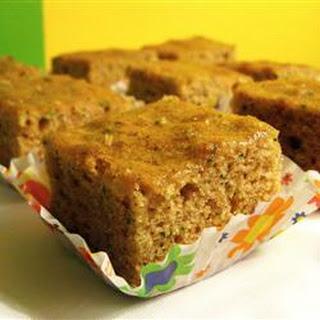Zucchini Spice Cake Recipes