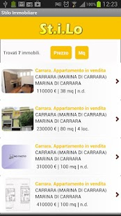 Stilo Immobiliare - screenshot