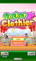 Screenshot of Pocket Clothier