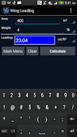 Screenshot of RC Calculators