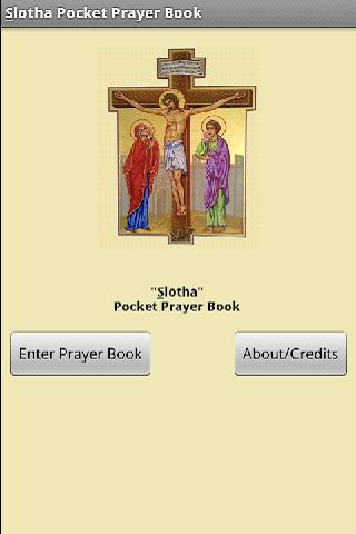 Slotha Pocket Prayer Book