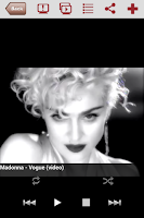 Screenshot of Music PV - HD Video player