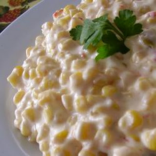 Mexican Corn Cream Cheese Recipes