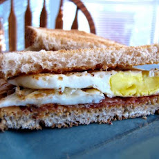 Fried Egg Sammie