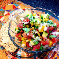 Lively Lime Salsa