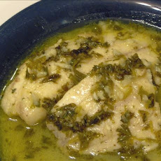 Gulf Coast Garlic /Butter /Wine Fish