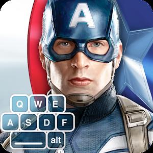 Cover art Captain America: TWS Keyboard