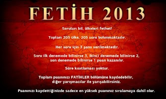 Screenshot of Fetih 2013