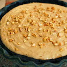 Creamy Peanut Butter Pie for Mikey