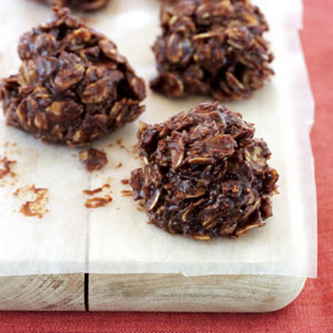 Dark Chocolate and Oat Clusters