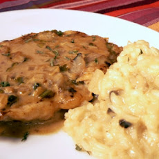 Chicken Marsala with Sage