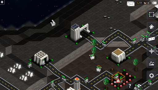 robotic-planet-rts-lite for android screenshot