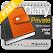 Private DIARY Free icon