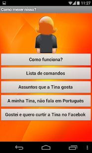 Tina a Assistente Revoltada- screenshot thumbnail
