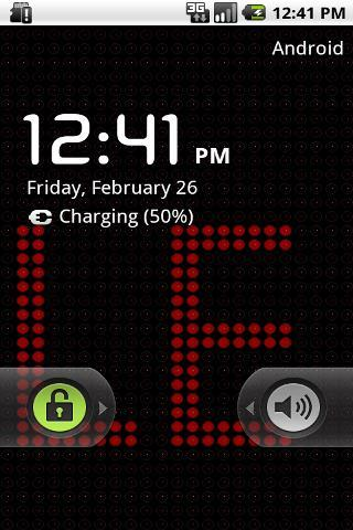 Live Wallpaper LED Scroller 3