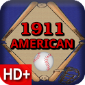 Baseball 1911 AL HD+ Wallpaper icon