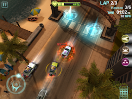 Screenshot of Blur Overdrive