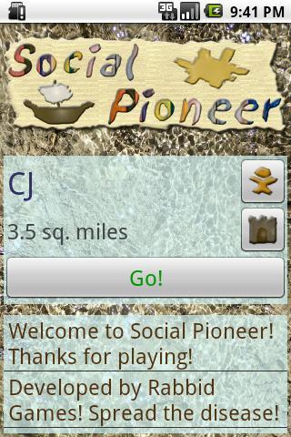 Social Pioneer