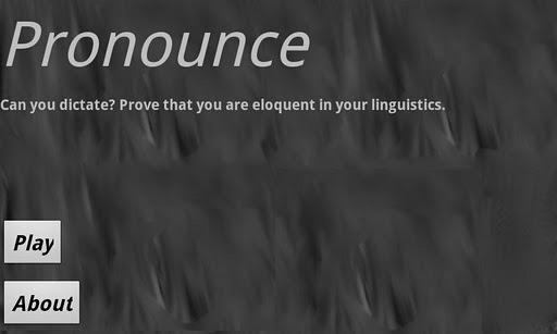 Pronounce Free