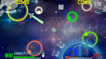 Screenshot of Space Energy Circles