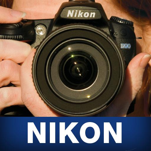 The Nikon D90 Companion 書籍 App LOGO-APP開箱王
