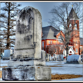 by Mike Roth - City,  Street & Park  Cemeteries