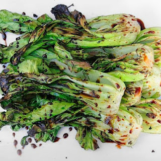 Soy Glazed Bok Choy Recipes