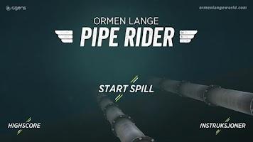 Screenshot of Pipe Rider