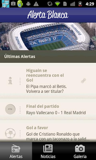 【免費運動App】Alerta Blanca-APP點子