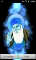 Screenshot of Guru Nanak Live Wallpaper