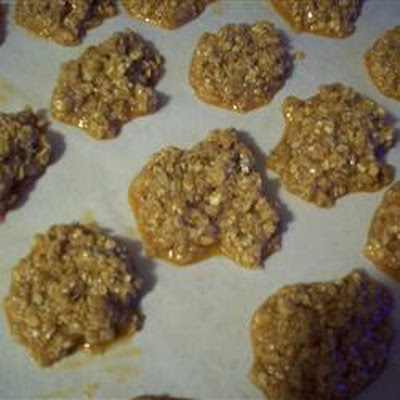 Pudding No-Bake Oatmeal Cookies