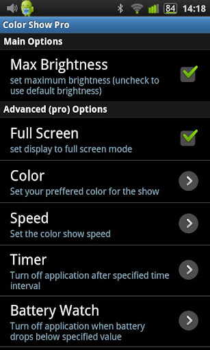 【免費娛樂App】彩色顯示臨-APP點子