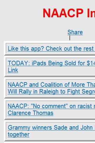 玩新聞App|NAACP News免費|APP試玩