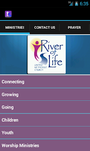 River Life App - screenshot