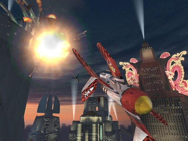 X03: Crimson Skies
