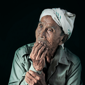 Pak cha III by Chegu Diman - People Portraits of Men ( chegu diman )